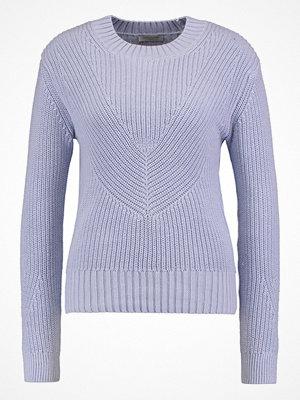 Hunkydory JO Stickad tröja dusty blue