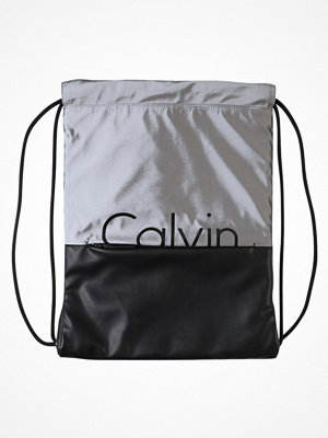 Calvin Klein FESTIVAL CAPSULE  Ryggsäck grey/black omönstrad