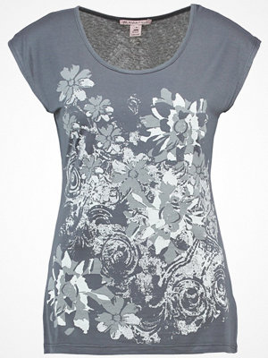Anna Field Tshirt med tryck dark grey