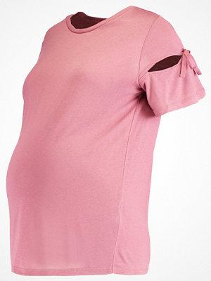 Topshop Maternity Tshirt med tryck lightpink