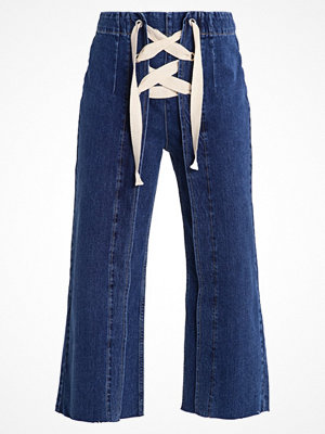 Topshop Flared jeans middenim