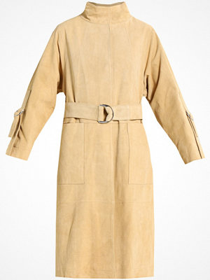 Topshop Trenchcoat yellow