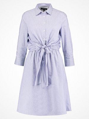 Banana Republic WAIST TIE WENDY STRIPE Skjortklänning white