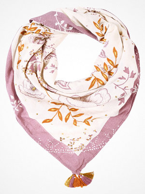 Halsdukar & scarves - Becksöndergaard AIDY Scarf mesa rose