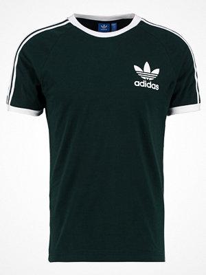 Adidas Originals CALIFORNIA Tshirt med tryck dark green