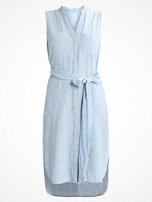 GAP Skjortklänning blue/white