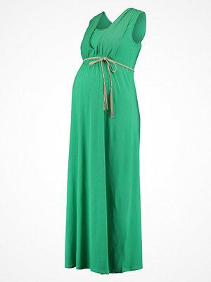 Spring Maternity BETTINA Jerseyklänning green