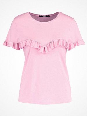 Bik Bok INA Tshirt med tryck pink