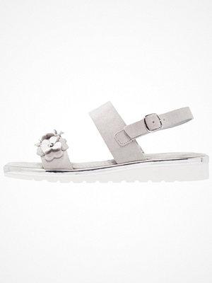 Tamaris Sandaletter med kilklack grey