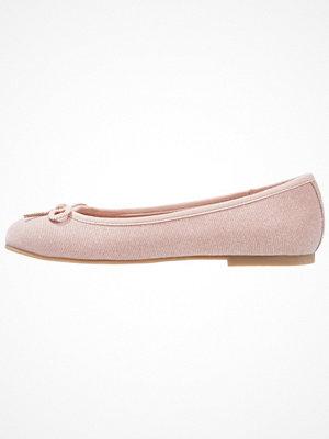 Tamaris Ballerinas rose glam