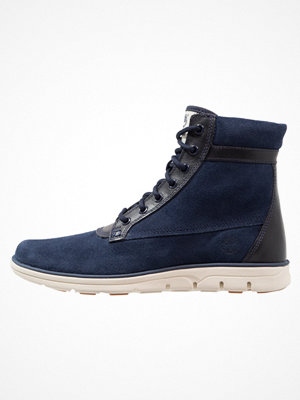 Boots & kängor - Timberland BRADSTREET SLOUCH Snörstövletter black iris