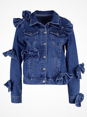 Glamorous Jeansjacka mid blue
