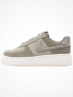Nike Sportswear AIR FORCE 1 UPSTEP PRM Sneakers dark stucco/ivory