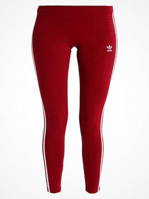 Leggings & tights - Adidas Originals Leggings collegiate burgundy