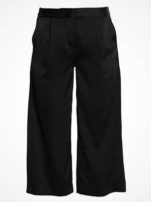 Vero Moda VMMILLAN Tygbyxor black svarta