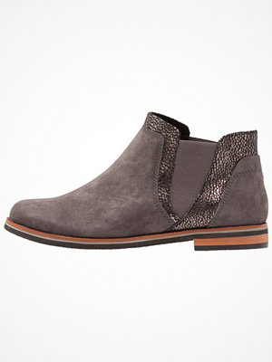 Caprice Ankelboots anthracite/multicolor
