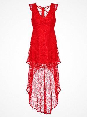 Glamorous Petite Cocktailklänning red
