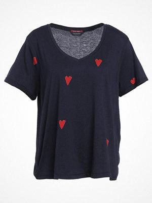 Scotch & Soda Tshirt med tryck dark blue