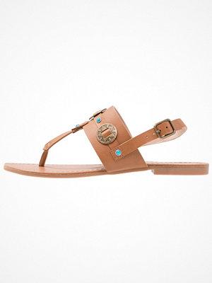Dorothy Perkins ZOE Flipflops brown