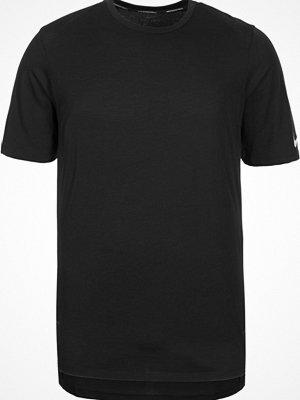 Sportkläder - Nike Performance BREATHE ELITE Tshirt bas black/white