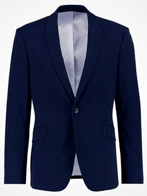 Kavajer & kostymer - Topman MUSCLE FIT Kavaj dark blue