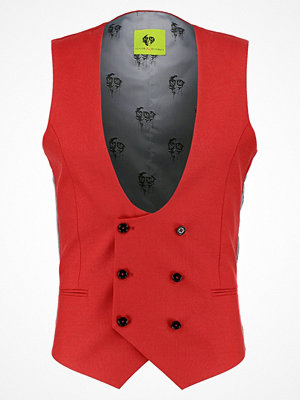 Västar - Noose & Monkey ELLROY Kostymväst scarlett