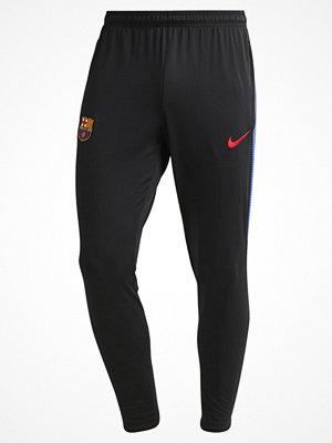 Sportkläder - Nike Performance FC BARCELONA DRY SQUAD Träningsbyxor black/soar/university red
