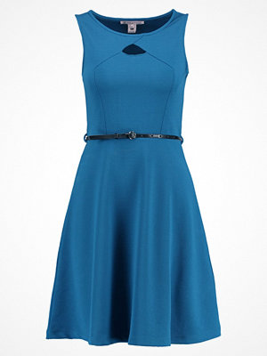 Anna Field Jerseyklänning turquoise
