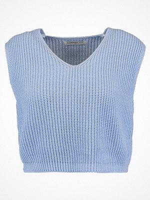 Glamorous Petite Tshirt med tryck sky blue