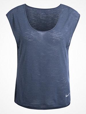 Sportkläder - Nike Performance BREATHE COOL Funktionströja thunder blue/reflective silver