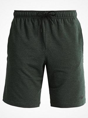Sportkläder - Nike Performance DRIFIT Träningsshorts outdoor green/black