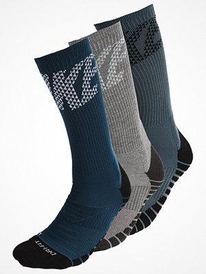 Nike Performance DRY CUSHION CREW KNURLING 3 PACK Träningssockor multicolor