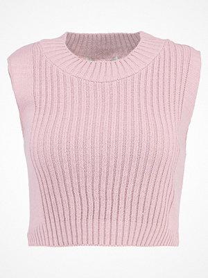 Glamorous Petite CROP Tshirt bas dusty pink