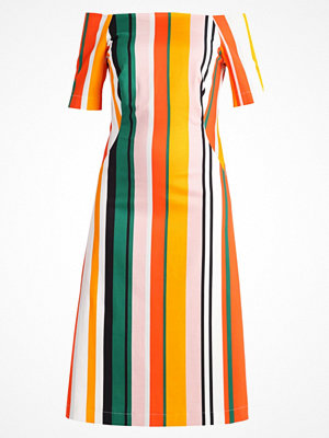 Finery London LOXHAM OFF SHOULDER Sommarklänning multicoloured