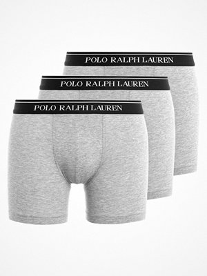Kalsonger - Polo Ralph Lauren 3 PACK  Underkläder andover heather/black/white