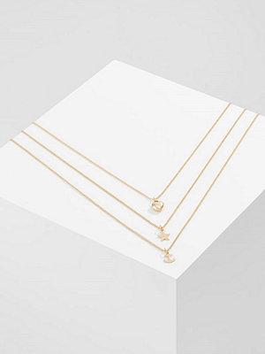 Only MELISSA Halsband goldcoloured