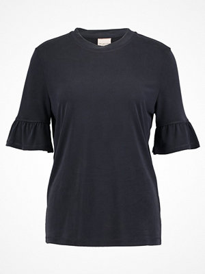 Selected Femme SFGALY EX Tshirt med tryck black