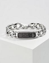 Police ANVIL Armband silvercoloured