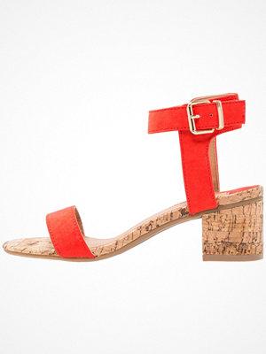 Dorothy Perkins SOCIAL Sandaler & sandaletter red