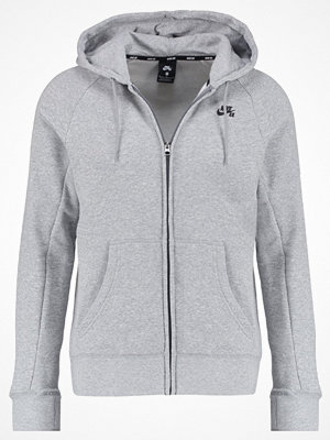 Street & luvtröjor - Nike Sb ICON Sweatshirt dark grey heather/black
