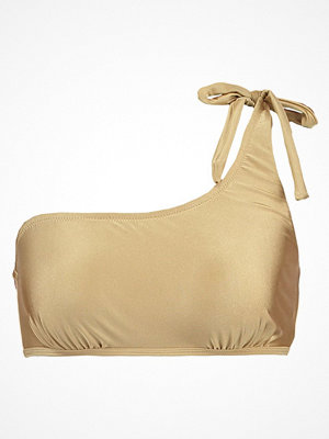Somedays Lovin SUNSPELL ONE SHOULDER  Bikiniöverdel gold