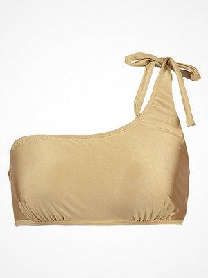 Somedays Lovin SUNSPELL ONE SHOULDER  Bikiniöverdel gold