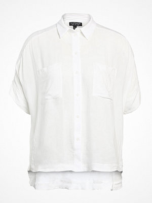 Topshop JOEY  Skjorta ivory
