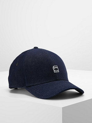Kepsar - G-Star GStar ORIGINALS CART BASEBALL CAP Keps raw denim