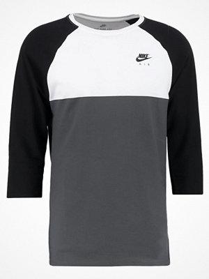 Nike Sportswear AIR HAZARD Sweatshirt white/black