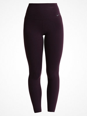 Sportkläder - Nike Performance Tights port wine/black