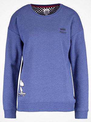 Vans PEANUTS SNOOPY SKATES Sweatshirt true navy heather