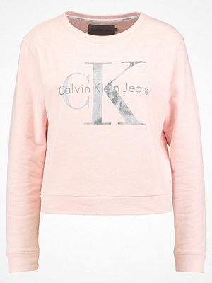 Tröjor - Calvin Klein Jeans HARPER TRUE ICON Sweatshirt peachy keen