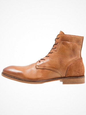 Boots & kängor - H by Hudson YOAKLEY  Snörstövletter tan