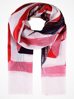 Halsdukar & scarves - Becksöndergaard HUALALAI Halsduk salsa